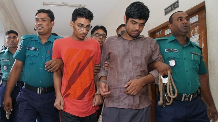 Fahad murder: Tanvir, Amit on fresh remand