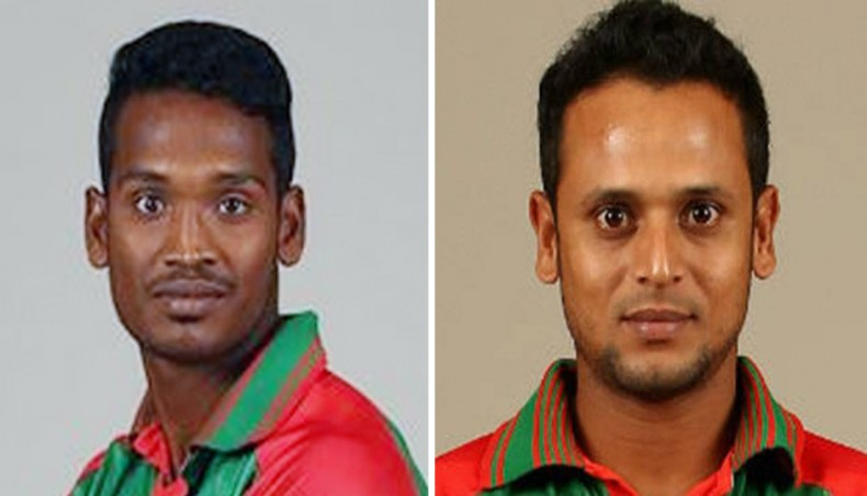 Al Amin, Arafat Sunny recalled for India T20 series