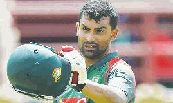 Tamim Iqbal unlikely in T20 series in India