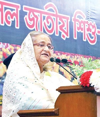 No mercy to child repressors: PM