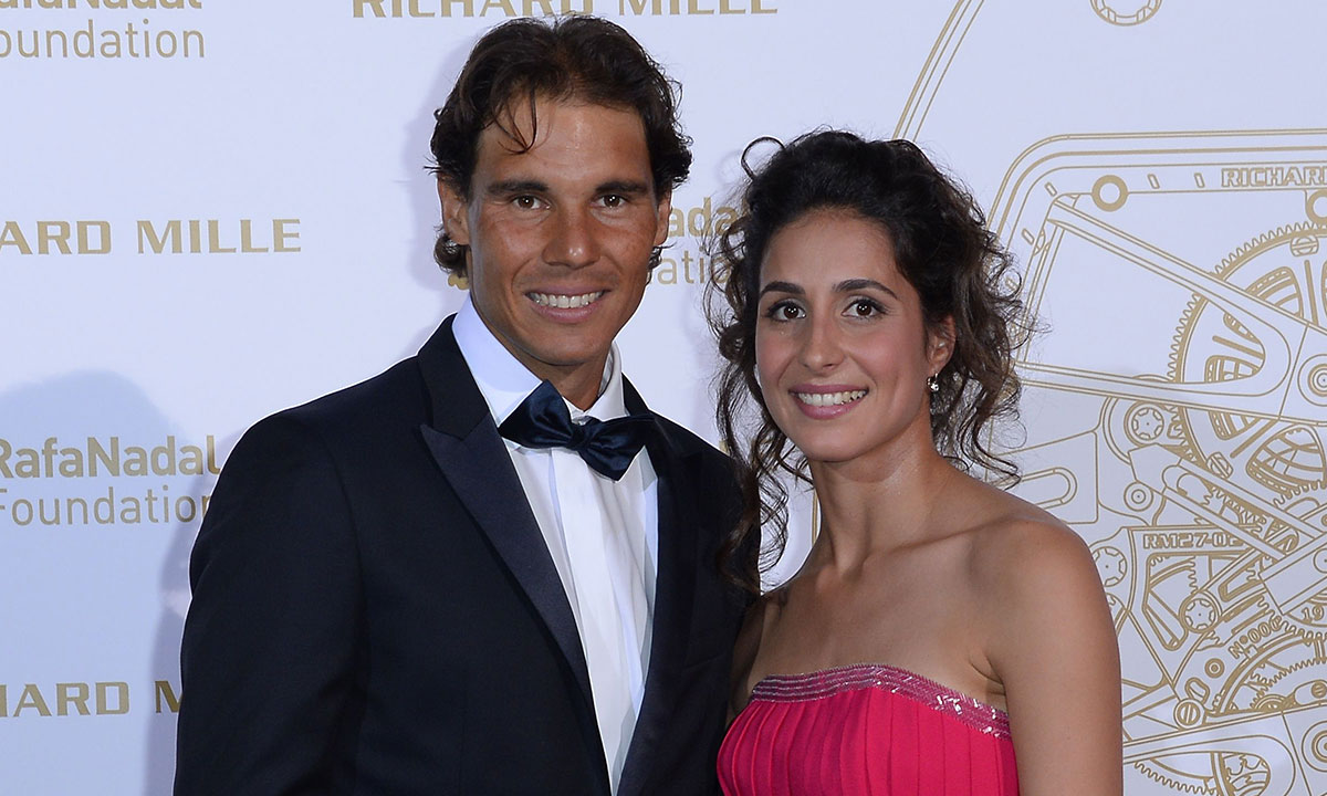Nadal marries partner of 14 years