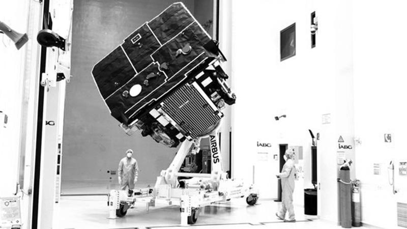 European Solar Orbiter probe ready to take on audacious mission