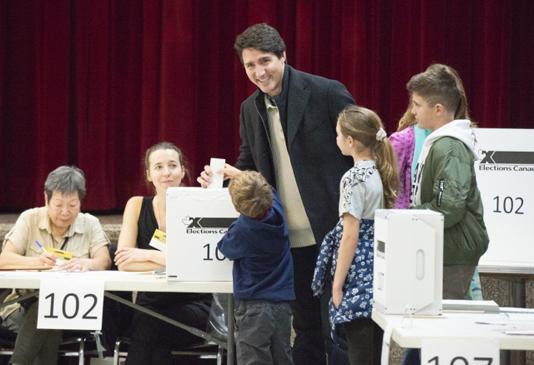 Trudeau's Liberals win Canada vote, will form minority govt