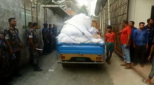 Current nets worth 2cr seized in Munshiganj