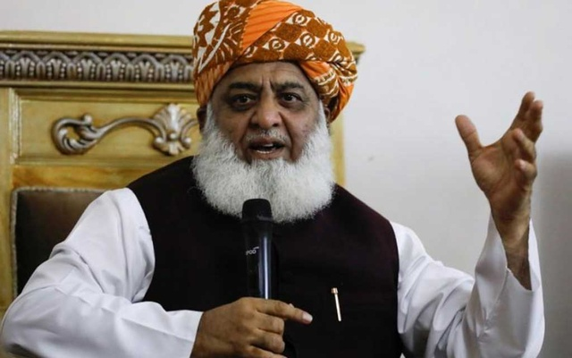 Pak Islamist party vows to oust government with protests