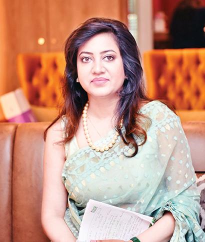 Mantasha's journey to reach zenith