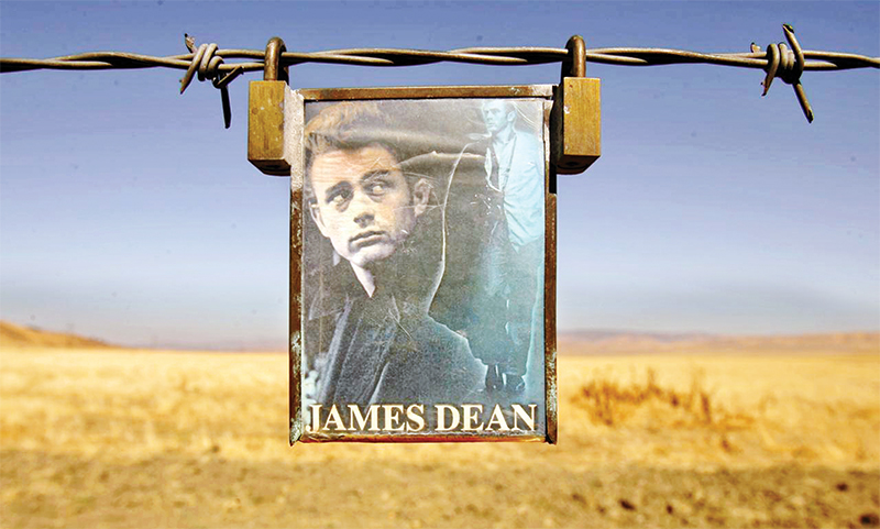 James Dean set to appear in a movie six decades after his death