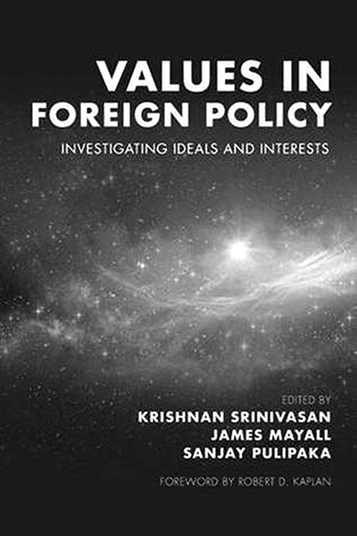 Values in Foreign Policy' review: At home in the world