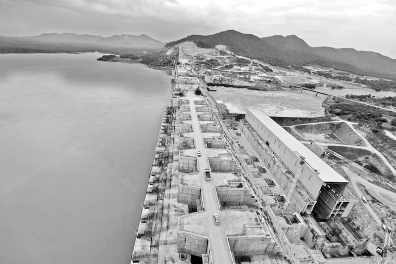 Key facts about Ethiopia's giant Nile dam