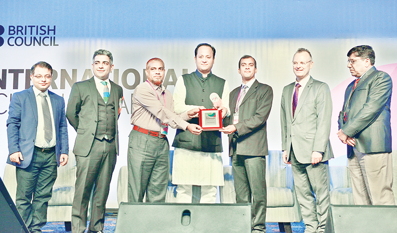 British Council honours 168 schools with IS award