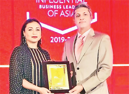 Rani Mukerji wins Most Influential Cinema Personality in South-East Asia award