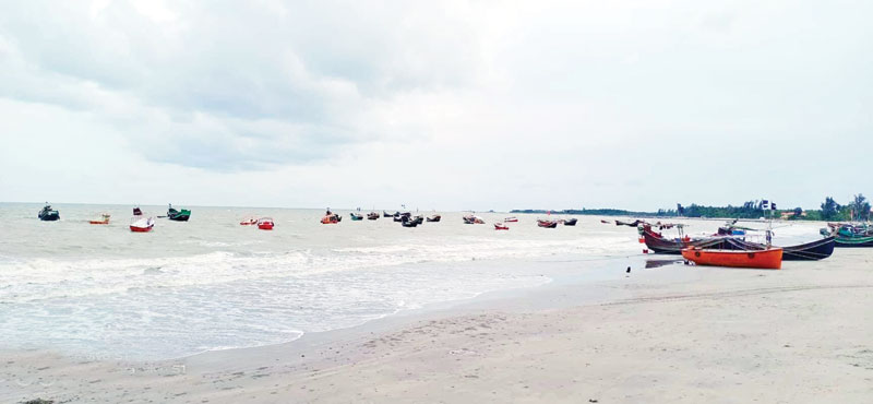 All-out preparations taken to tackle Cyclone Bulbul