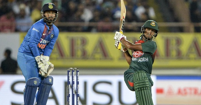 Bangladesh lose T20I series to India