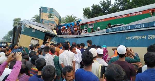 B'baria train collision: Probe bodies formed