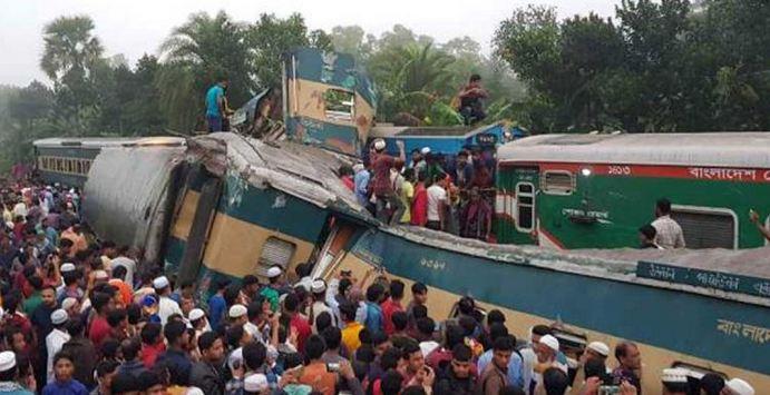 JCD leader among B'baria train collision victims