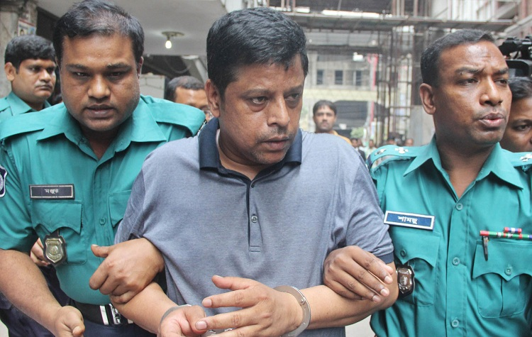 Salim Prodhan on further 7-day remand in graft case