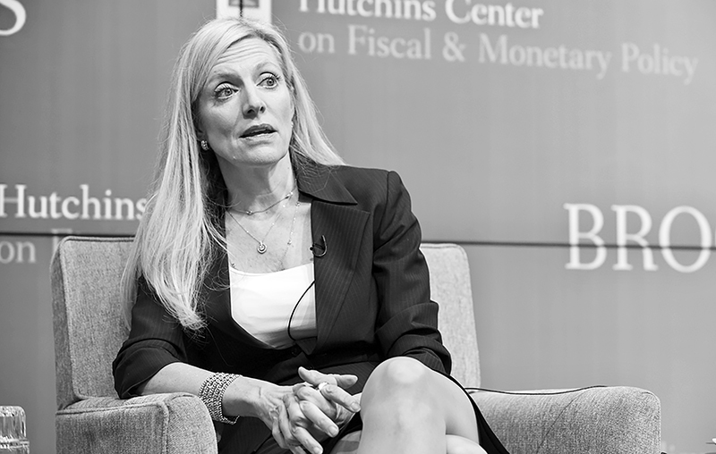 Federal Reserve Board Governor Lael Brainard.
