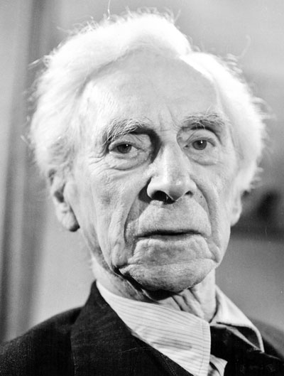 Bertrand Russell was born on May 18, 1872 and passed away on February, 2, 1970