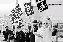 GM strike takes bite out of US industry in October