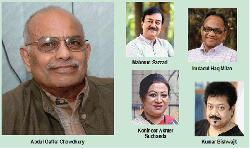 Artistes to receive 'Wrishiz Padak'