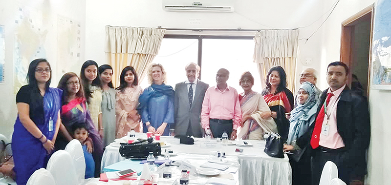 Heritage dialogue held in city