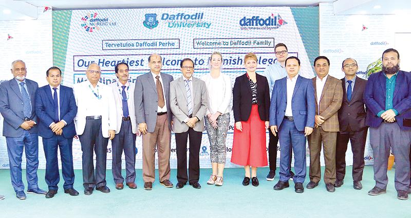 Bilateral cooperation meeting held at DIU