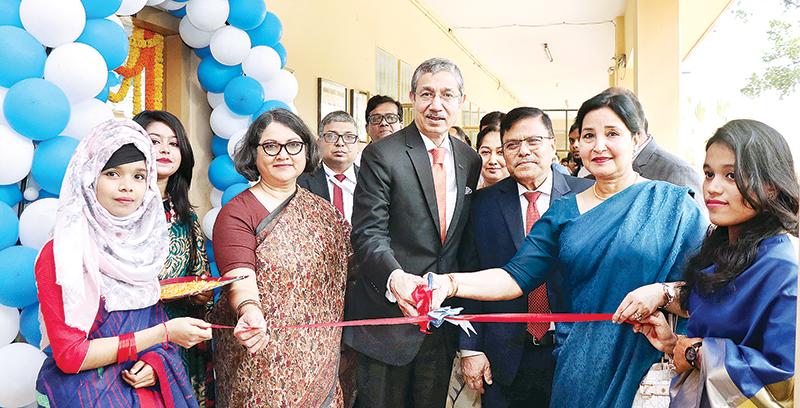 Additional Managing Director of Dhaka Bank Limited (DBL) Emranul Huq