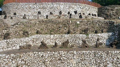 The Rock Garden of Chandigarh is a sculpture garden in Chandigarh, India. It is also known as Nek Chand's Rock Garden after its founder Nek Chand Saini, a government official who started the garden secretly in his spare time in 1957.