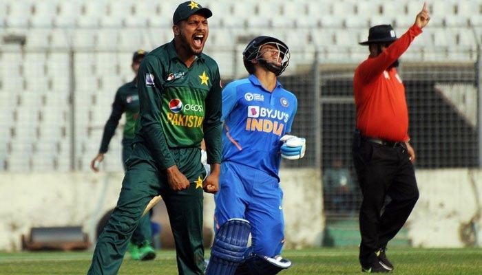 Pakistan Emerging Team beat India