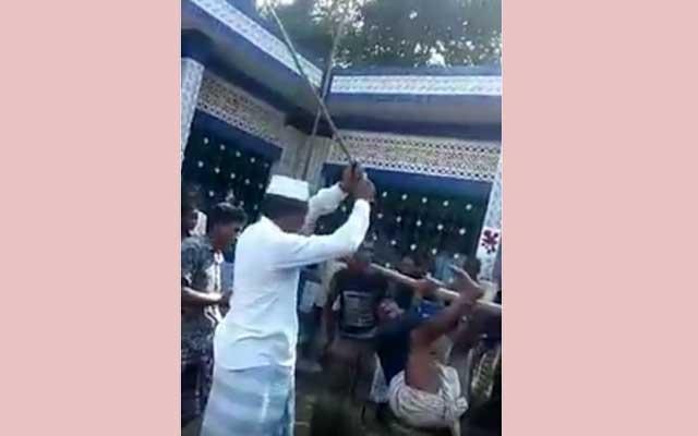 UP member held after torture video draws flak