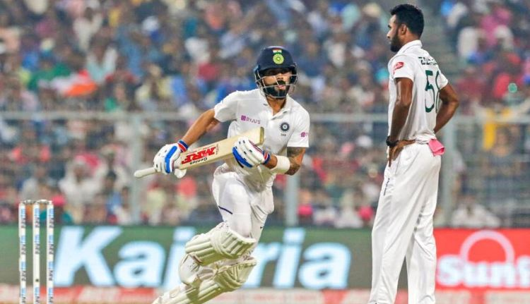India take 68-run leader after dominant day