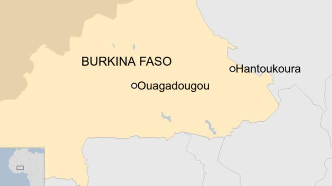 14 killed in Burkina Faso church attack