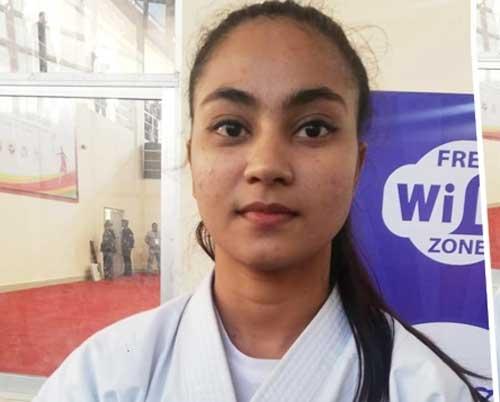 Humaira wins 1st medal for Bangladesh in Kata