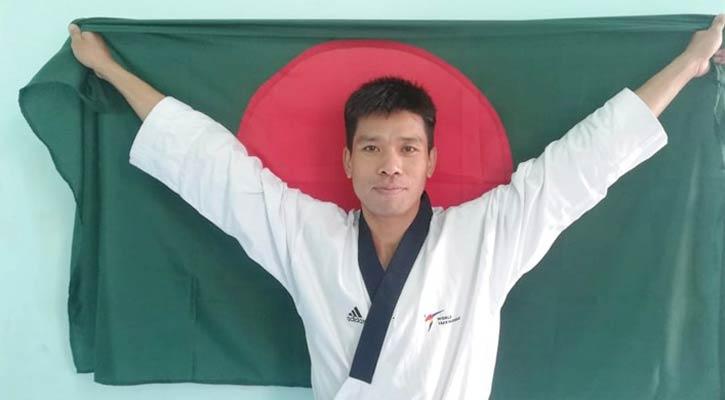 Dipu Chakma wins first gold for Bangladesh