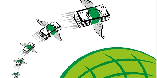 Remittance inflow increases by 31.75pc in Nov
