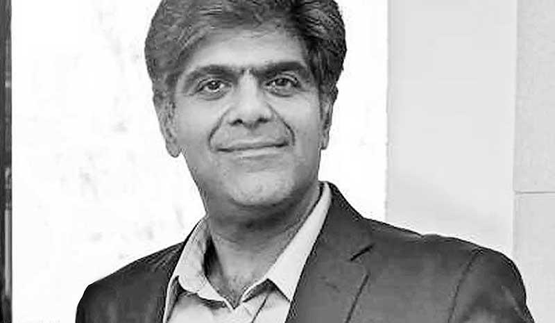 Veejay Ram Nakra, Chief of Sales and Marketing, Automotive Division, Mahindra and Mahindra Limited.