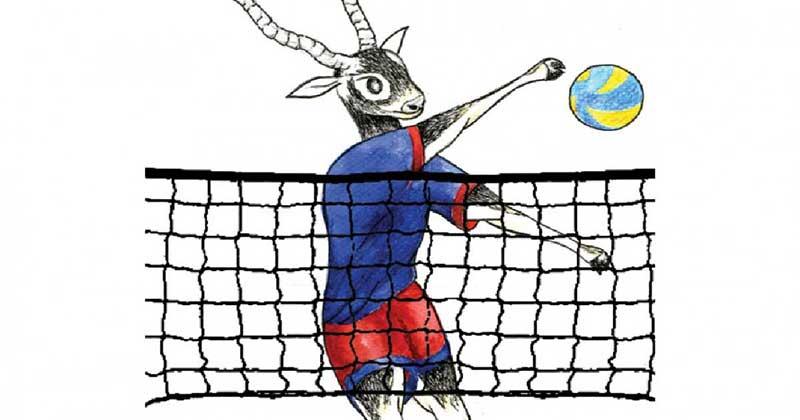 Bangladesh lose to Sri Lanka in SAG men's volleyball