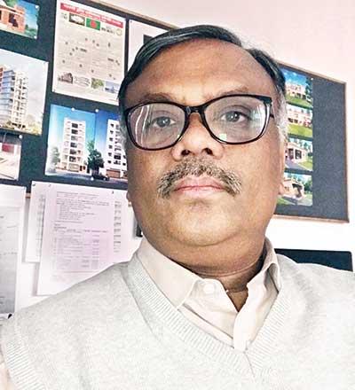 Architect Ziaul Huq Chowdhury