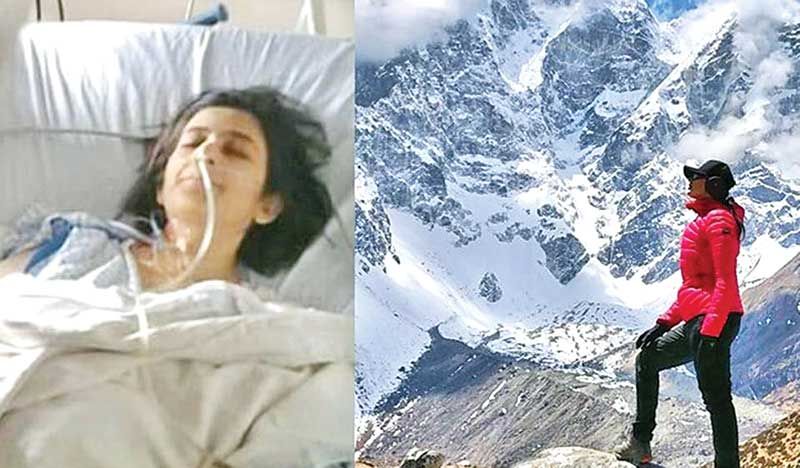 Manisha Koirala shares photo, says 'forever grateful' to get second life after battle with cancer