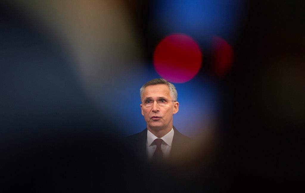 NATO under friendly fire