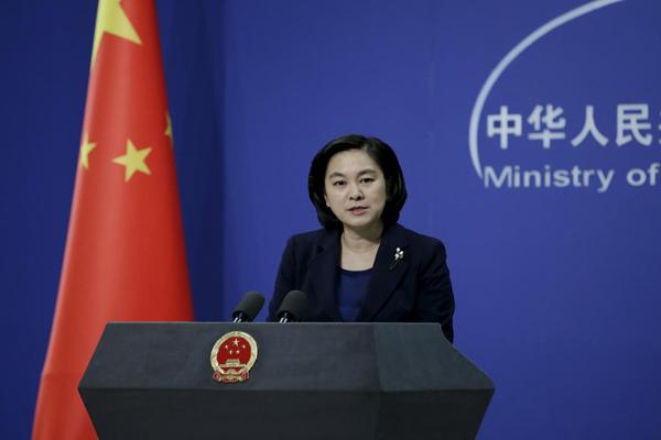 China sanctions US-based NGOs