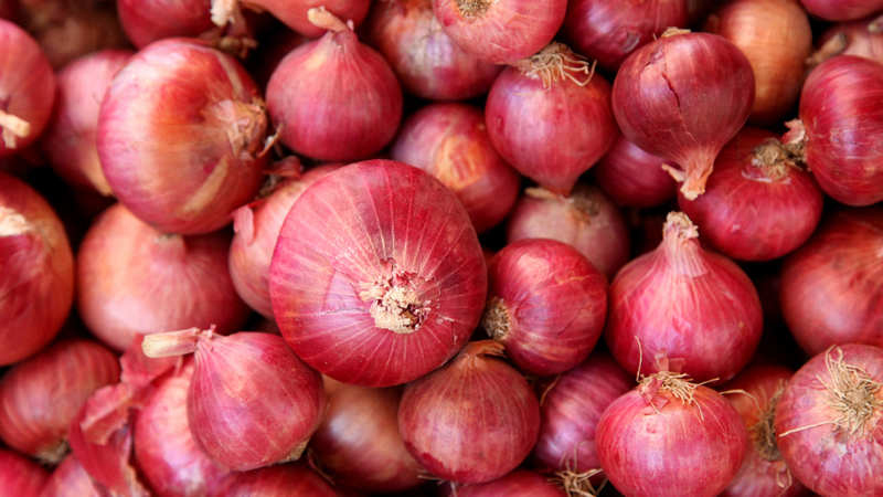 4,159 MT onions imported Thursday