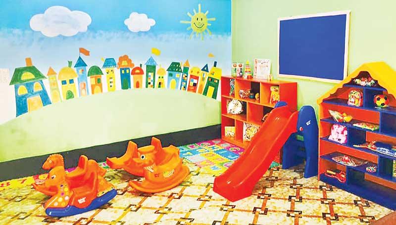 Bilkis's dream for English medium school comes true