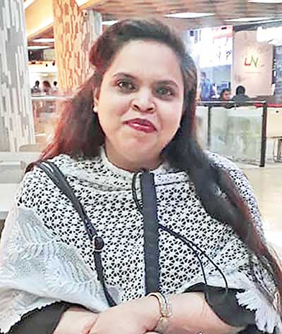 Sumaiya Haque: A woman chasing dream with impaired vision