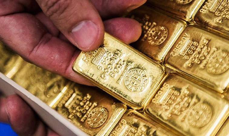12 gold bars found at Sylhet airport's dustbin