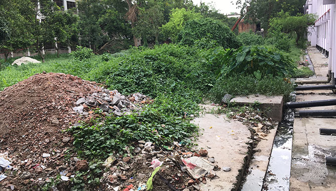 Medical waste poses health risk in Rajshahi