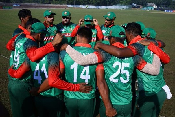 Bangladesh march to final beating Nepal