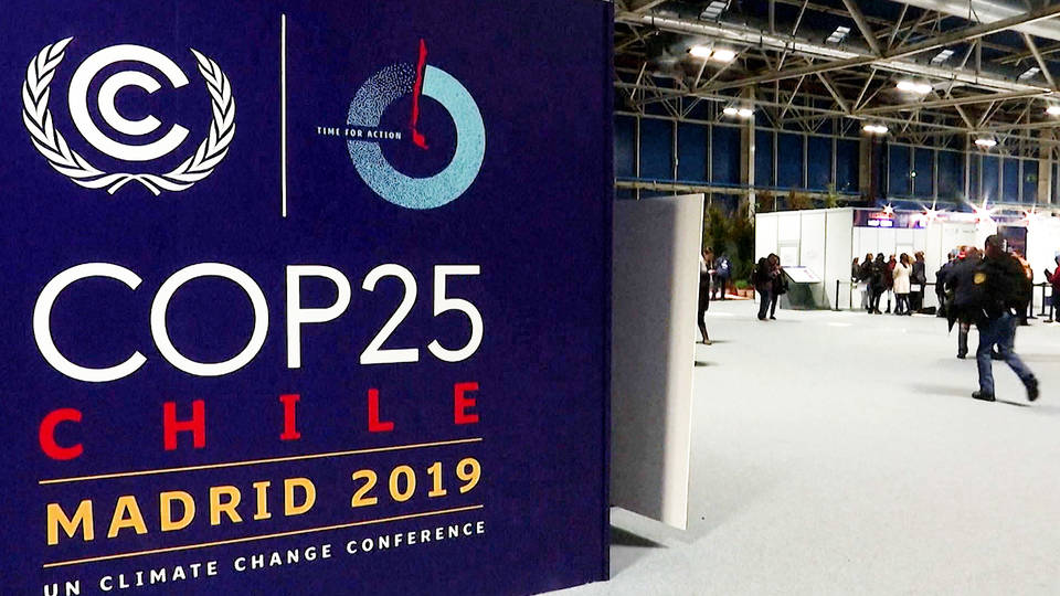 COP25: Developing countries demand more funds
