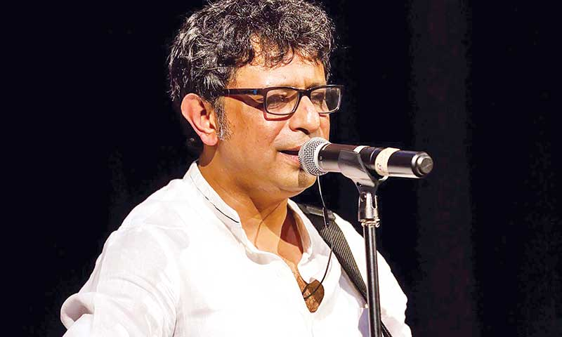 'Gondi' features Rupankar's song