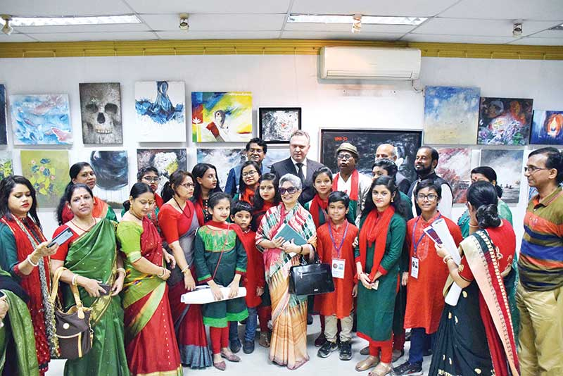 Festival on Liberation War begins at RCSC